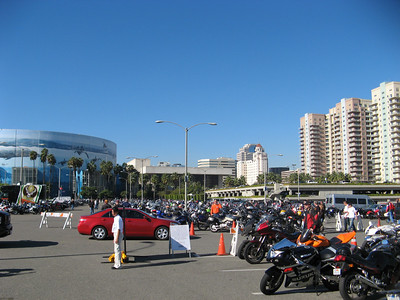 International Motorcycle Show  2008