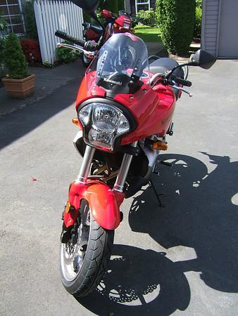 2008 Kawasaki Versys