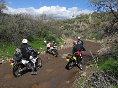 2008 Motorcycle Ride Photos