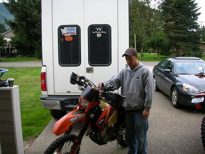 2008 North Bend Dual Sport