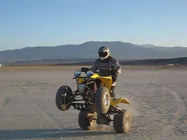 Mike and the Quad