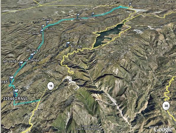 Route NF 3N16