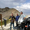 Atop Engineer Pass, Me, Mike & Mike - July 2003