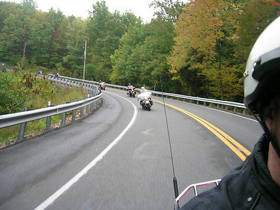 Port Jervis in the Fall of 08
