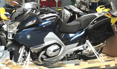 2008 (April) New BMW R1200RT-SE SL08XHX