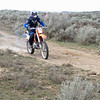 Dan on  the gas.  He was trying to wheelie.  Didnt work.