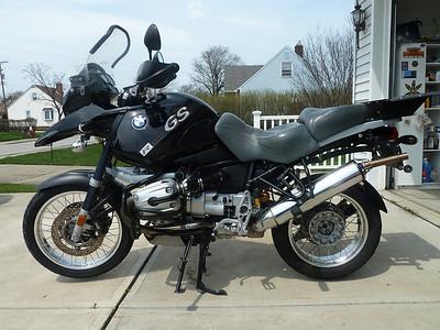 2004 BMW 1150 GS