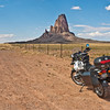 On my way to Durango via the Monument Valley of Northern Arizona, Southern Utah.