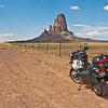 On my way to Durango via the Monument Valley of Northern Arizona, Southern Utah.