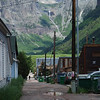 Even the alleys in Telluride are beautiful !