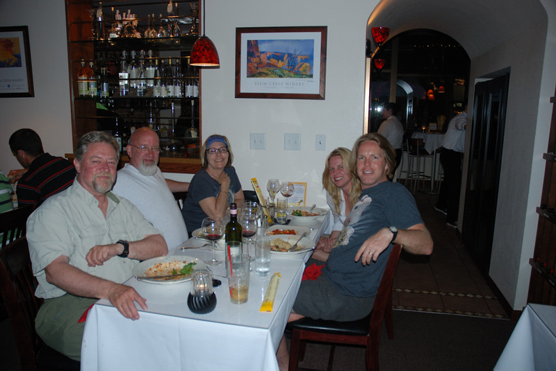Delicious Italian cuisine in Grand Junction. Good friends, good food, good wine... as good as it gets !