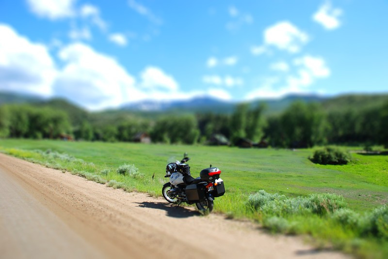 Trough Road Tilt Shift