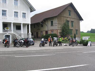 2009 European Advrider Rally - Dolomites, Italy