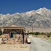 Manzanar entrance.