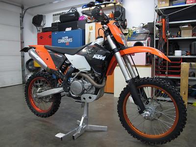 2009 KTM 530 EXC