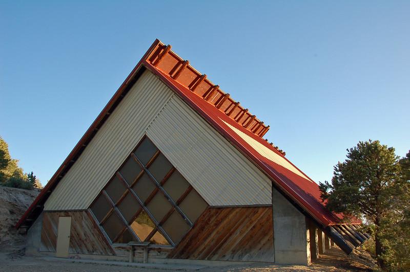 The Ichthysaur building