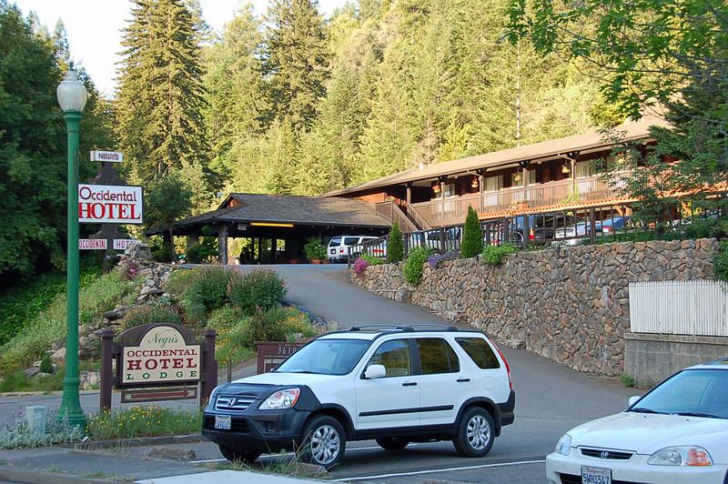 Motel in Occidental, CA