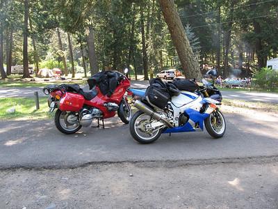 2009 Summer Ride: Hells Canyon