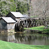 Goal #2 for the trip - secure a photograph of Mabry Mill for enlargement and framing.
