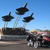 Entrance to Pima Air & Space Museum, Tucson, AZ