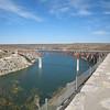 Pecos River looking north.
