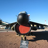 What's that hanging onto the nose of a Corsair II??