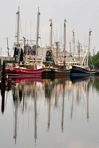 Bayou La Batre, AL.