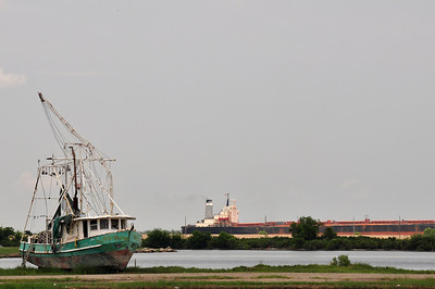 Mississippi Delta.