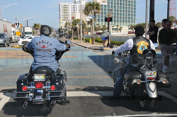 2009 Daytona Bike Week - Feb 27, 2009