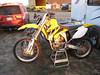 My ride for the 2010 Desert 100 Iron Man Poker Run, 2006 YZ450. Well set up bike!  Thanks Jeff!!