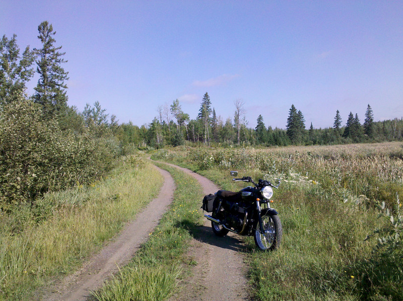 Superior National Forest, off the Scenic Byway