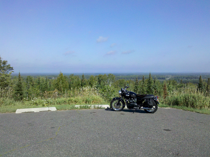 Skibo Lookout, Superior National Forest