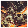 Fixing oil pump issues 08-11 KTM EXC XC-W