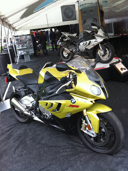 A more typical S1000RR.