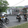 The Valley Diner in Wingdale NY.  Air conditioning and good food.