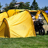 A tent big enough for your GS.