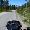 Into mountain country once again, in Idaho.