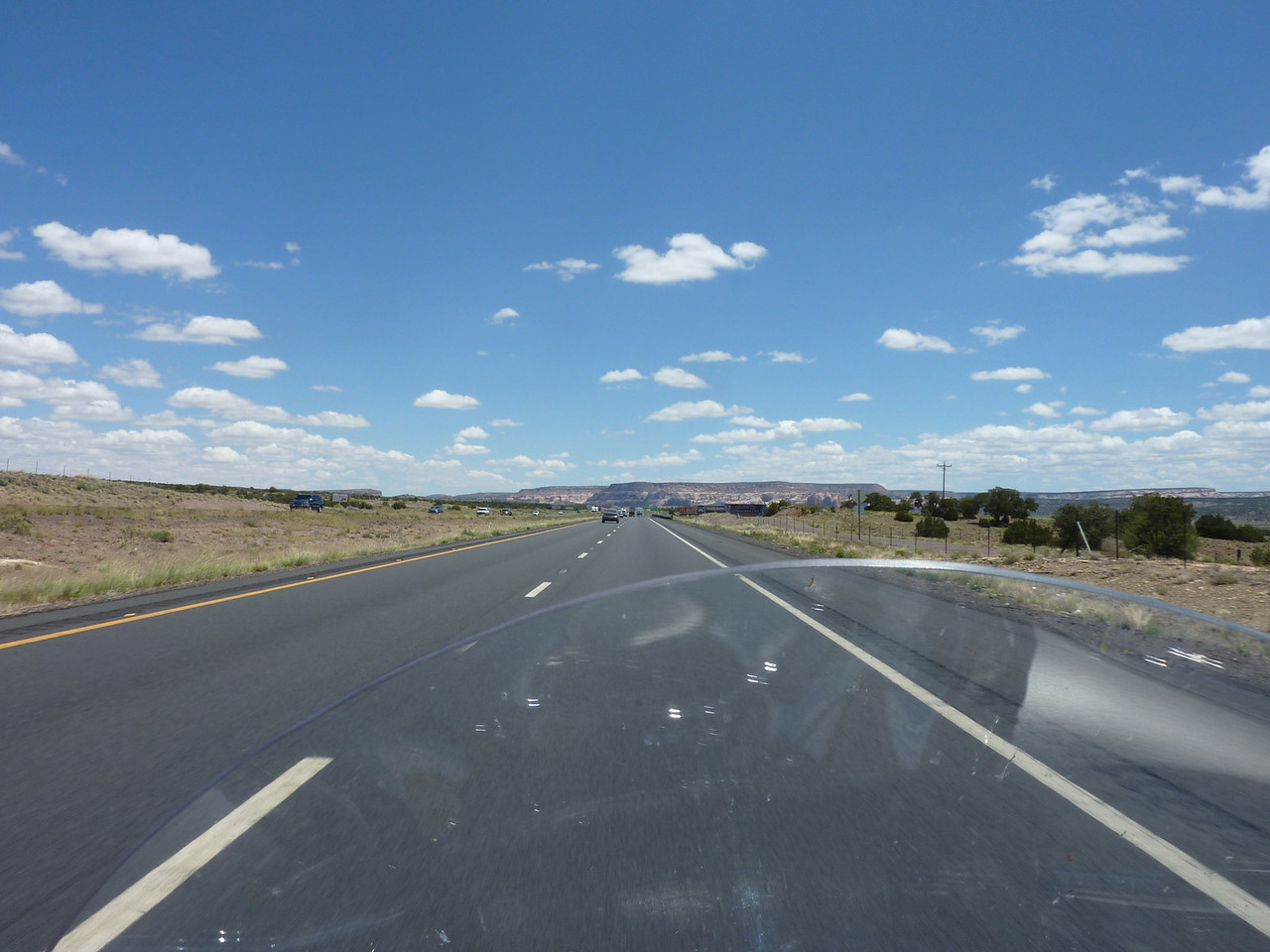 Heading to New Mexico