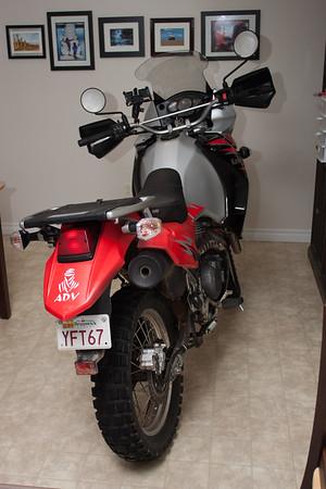 2010 ride prep