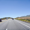 US-395 S heading to Mono Lake.