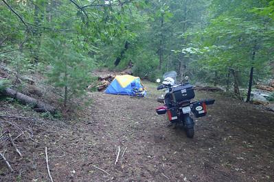 2011-10-9 Solo Sierra Ride