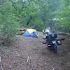 My secret camping spot.