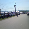 A view from hte front of hte Fairgrounds.