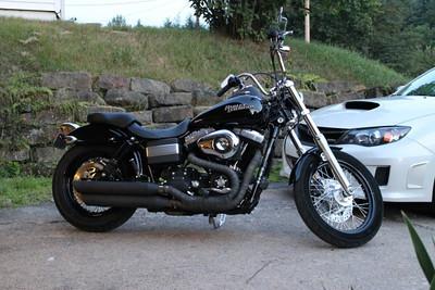 2011 Harley Davidson Dyna Street Bob