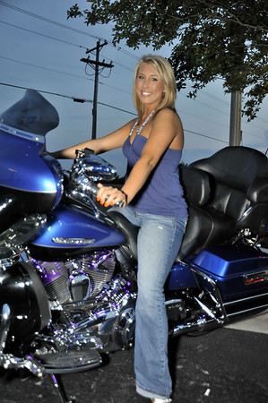 2011 Huntsville Harley Davidson  bike night
