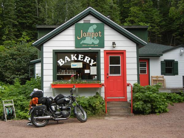 Jampot Bakery