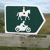 3 IoM Byway Sign