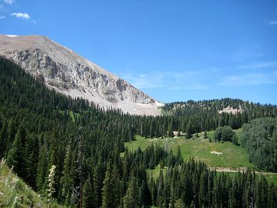 Geyser Pass, UT