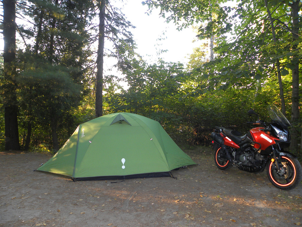 & Best tent under 200$ [Archive] - GTAMotorcycle.com