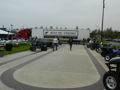 Yamaha Feed The Children 2011
